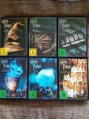 Harry Potter 1-6 Jahre