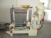 Magnelli Pastaproduktion Nudelproduktion Maschinen und