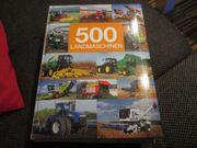 500 Landmaschinen