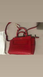 Guess Handtasche Umhängetasche Rot