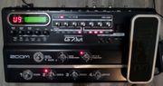 Zoom G7 1ut Guitar Effect