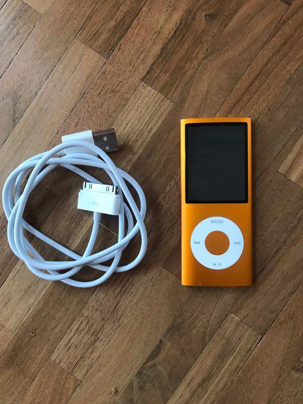 Apple iPod nano 4G 8