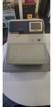 Sharp Kasse POS Terminal UP-700
