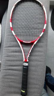 Tennisschläger von babolat pure storm