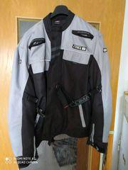 Motorrad Hose und Jacke Textil