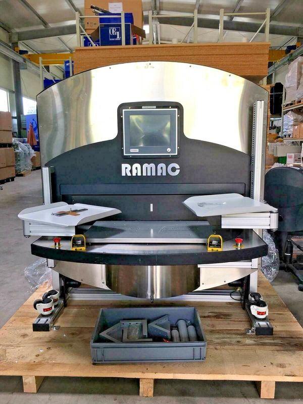 RAMAC 725 Workstation I Blistermaschine