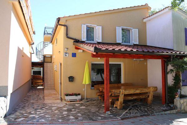 Ferienhaus Kroatien Insel Krk 8-10