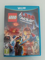 Wii U The Lego Movie