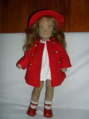 Alte Sasha Morgenthaler Puppe