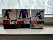 Mad Men Season Staffel zwei