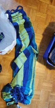 Verkaufe eine Hängematte bzw Tuch
