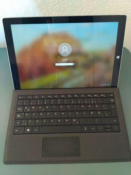 Notebooks, Laptops - Microsoft Surface Pro 3 mit