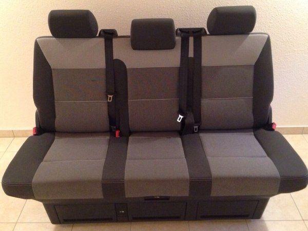 Sitzbank Schlafbank T5 T6 Multivan