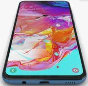 Samsung A70 Blue