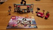 Lego friends Tonstudio