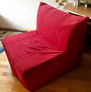 Sessel Gästebett ausziehbar