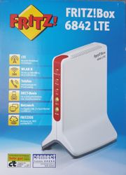 FRITZ Box 6842 LTE Router