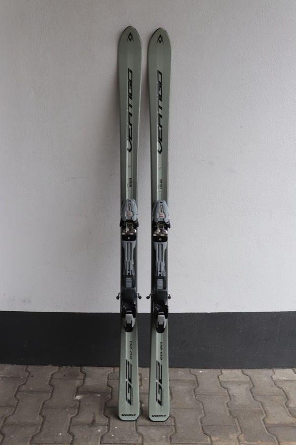 Alpinski Völkl Vertigo G2 20-20