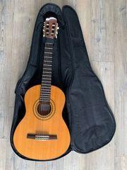 Hochwertige Konzertgitarre Manuel Romero 3