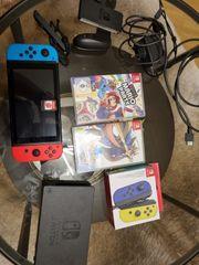 Nintendo Switch 3 Spiele