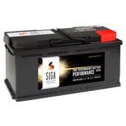 SIGA Autobatterie 110Ah 920A 12V