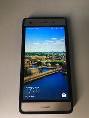 Huawei p8 wie neu