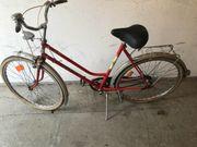Rixe Damenrad alt Original zustand