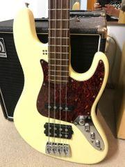 E - Bass SANDBERG California Creme