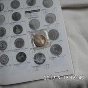 10 Mark 1972 Olympia