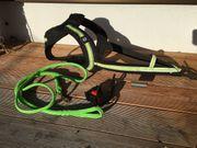 Hundesport-Zuggeschirr ZERO DC mit Fahrradhalter