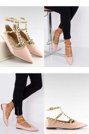 Damen Ballerinas Schuhe B2B Großhandelsangebot