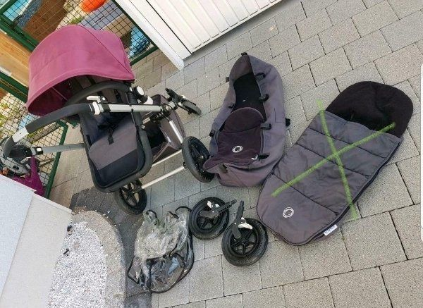 Bugaboo Cameleon 2 in Dark