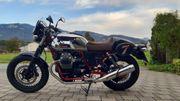 Motorrad Motoguzzi V7 II Racer