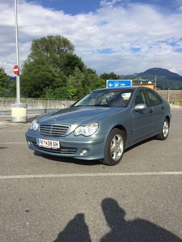 Mercedes C200 cdi Automatik Facelift