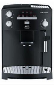 Kaffe Vollautomat AEG Silenzio guter