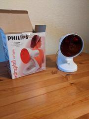 Rotlichtlampe Philips Infraphil HP 3616