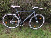 Singlespeed Fahrrad Hero Leader 28²