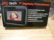 Jay-Tech 7 Digita Diaschowler Fotorahmen