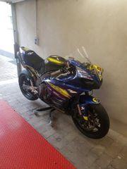 Yamaha r1 rn 22 Rennstrecken