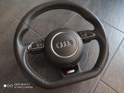 Audi A3 8V Lenkrad Sline