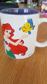 Arielle Disney Tasse Channel Meerjungfrau
