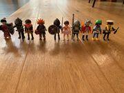versch Playmobil-Figuren