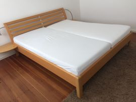 Betten - Doppelbett 1 80 x 2