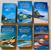 Bücher über Kommissar Dupin