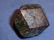 Granat Mineralie Stein Heilstein