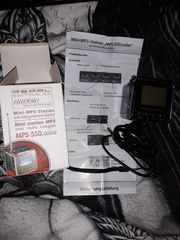 Mini-MP3-Station mit integriertem Radio