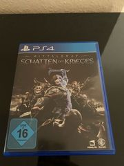 Mittelerde Schatten des Krieges PS4