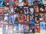 VHS Filme in englischer Sprache