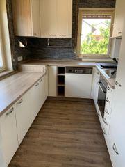 Einbauküche ohne E-Geräte