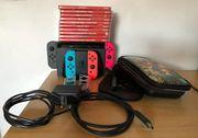 Nintendo Switch guter Zustand sehr